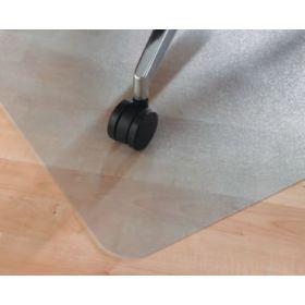 Protezione per pavimenti PVC - Superfici dure- 90x120 cm