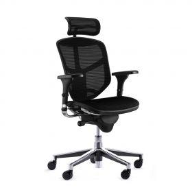 Sedia da ufficio ergonomica COMFORT – Enjoy Classic