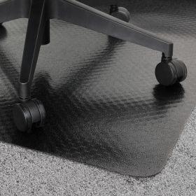 protezione per pavimento in moquette  in PVC 120x150 cm
