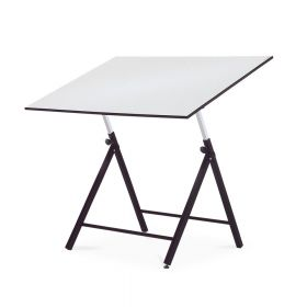 Tavolo da disegno regolabile - 90x130cm