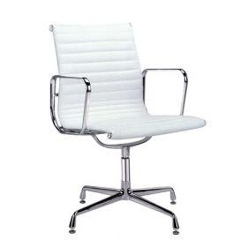 sedia per sala conferenza Murcia bianca