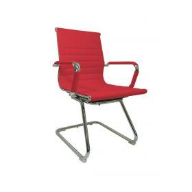 sedia per sala conferenza valencia - rossa